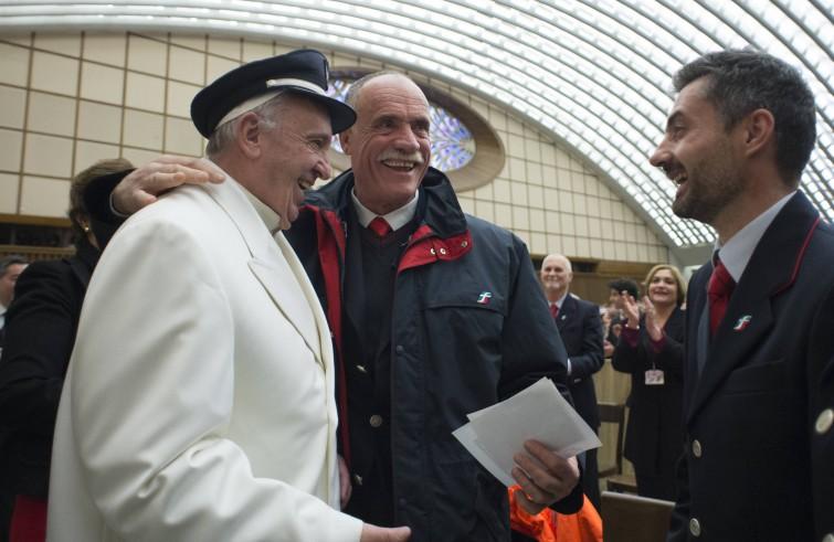 """""""L'Alta Velocità è strategica"""". Lo dice Papa Francesco"""