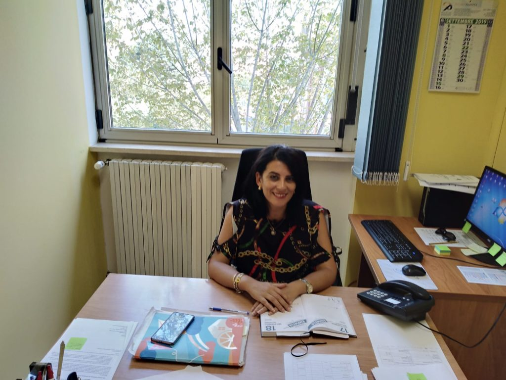 Da Roma alla Val Sangone, Rosa Berardi guida l'IC di Trana