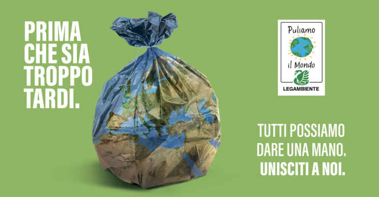"""Bussoleno aderisce all'iniziativa """"Puliamo il Mondo"""""""