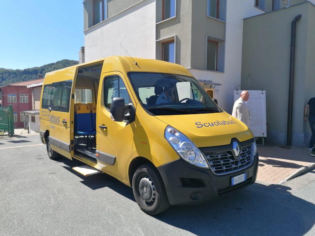 Coazze, niente scuolabus per gli alunni residenti a Giaveno