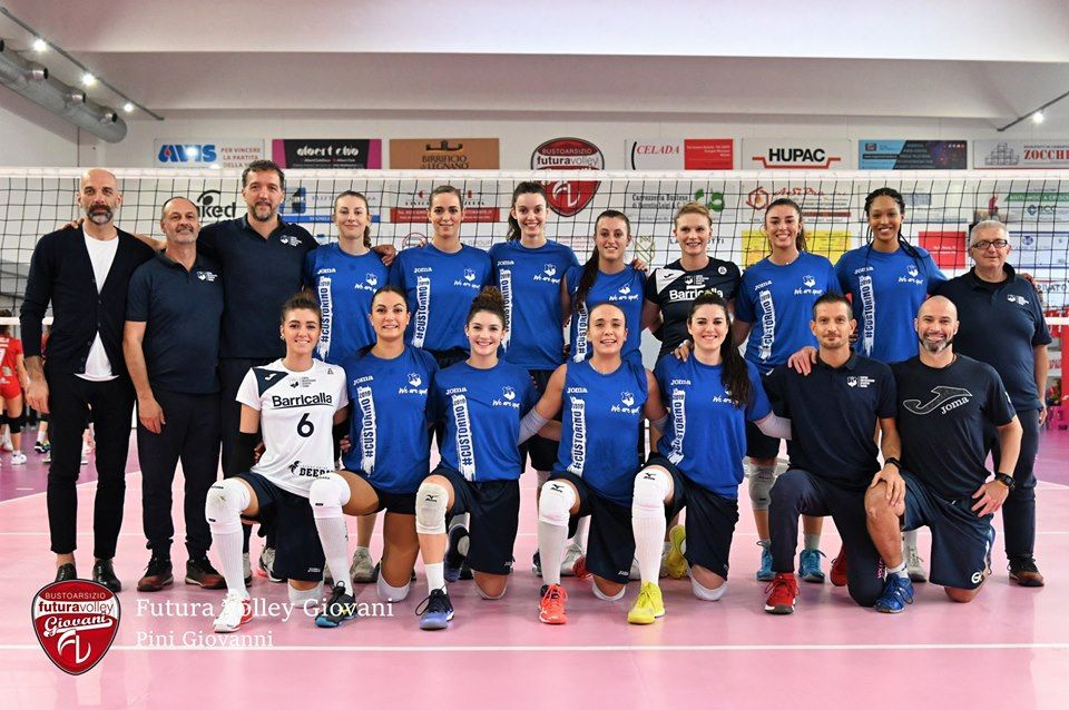 Parte alla Grande il Barricalla Cus Torino nel campionato di A2 Femminile di Volley