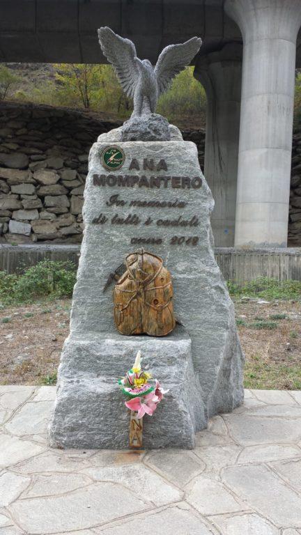 Il Gruppo Alpini di Mompantero spegne 95 candeline