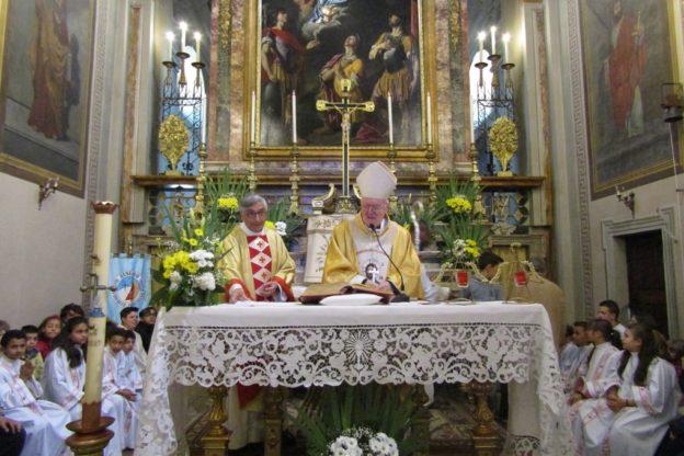 Mons. Cesare Nosiglia è stato nominato dal Papa Amministratore Apostolico della Diocesi di Susa