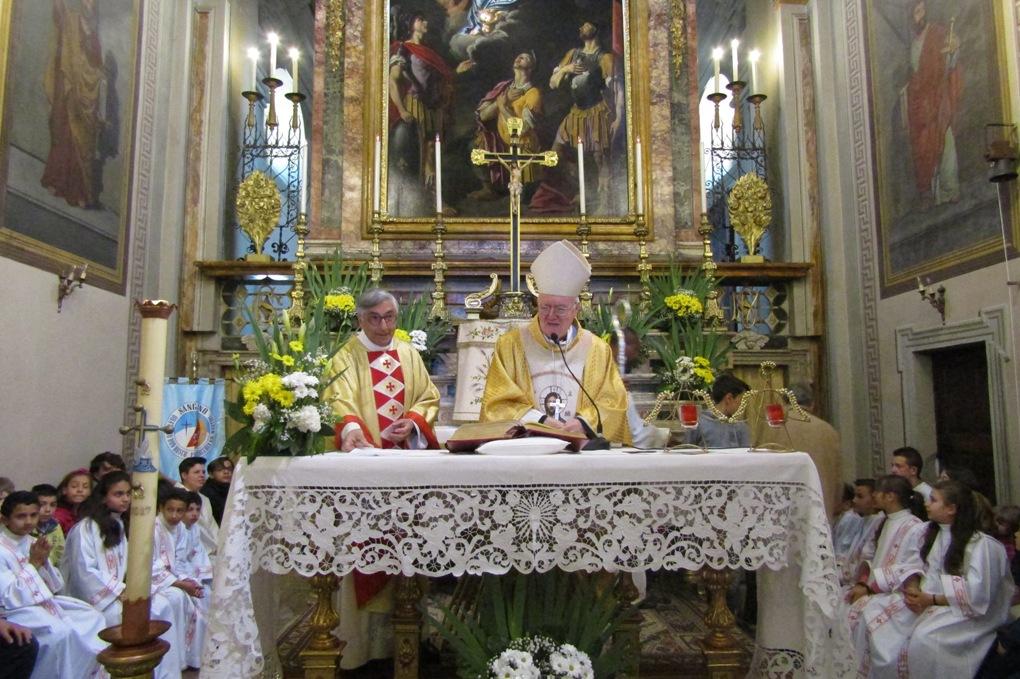 Mons. Nosiglia illustra le regole per la ripresa delle Messe dal 18 maggio
