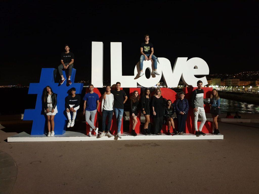 Alternanza scuola- lavoro a Nizza per 13 studenti del Pascal di Giaveno