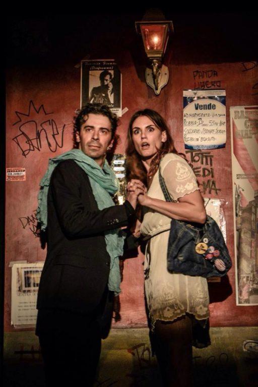 """L'8 e 9 novembre al teatro San Paolo di Rivoli """"Sali o scendo?"""""""