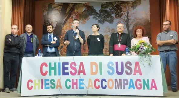 Susa, sabato 12 ottobre c'è l'Assemblea Diocesana 2019