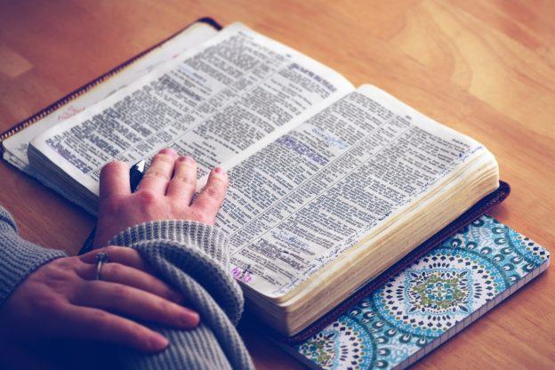 """""""Quando l'Antico Testamento fa problema"""", corso biblico 2019-2020"""