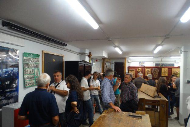 A Bussoleno c'è la nuova Scuola Intaglio e Scultura