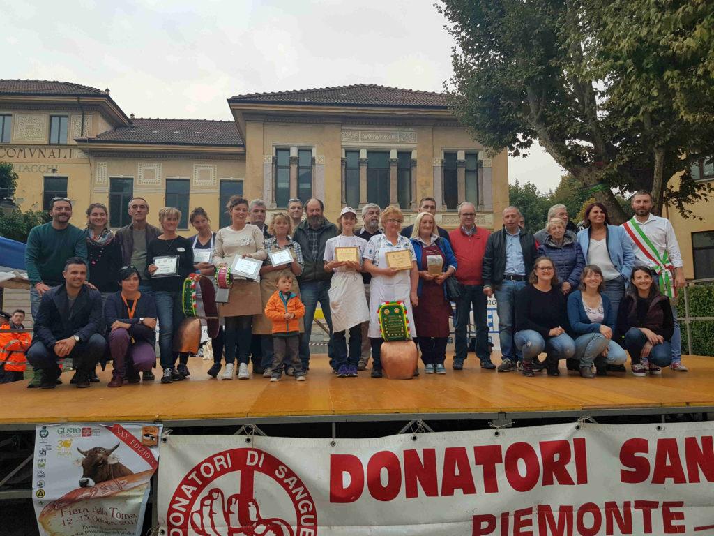 Condove, Fiera della Toma: vince Lucia Vercellino. Le foto dei premiati