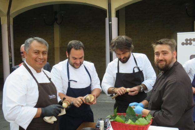 Giaveno, straordinario successo per la Festa del Fungo 2019