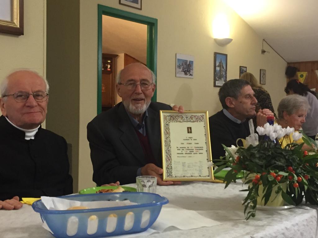 Don Michele Dosio, 50 anni da prete operaio in mezzo alla gente