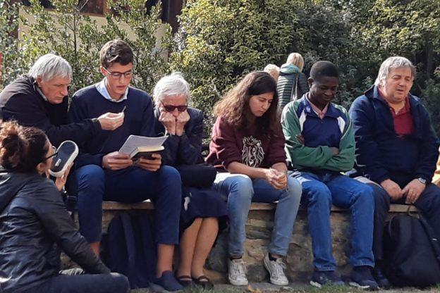 Alla Certosa di Avigliana: don Ciotti, Papa Francesco e la Laudato Sì
