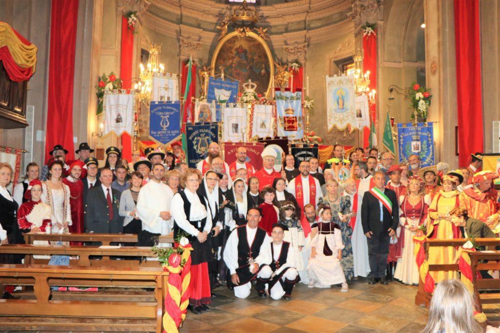 Mons. Boccardo ha chiuso la Missione Popolare a Villar Focchiardo