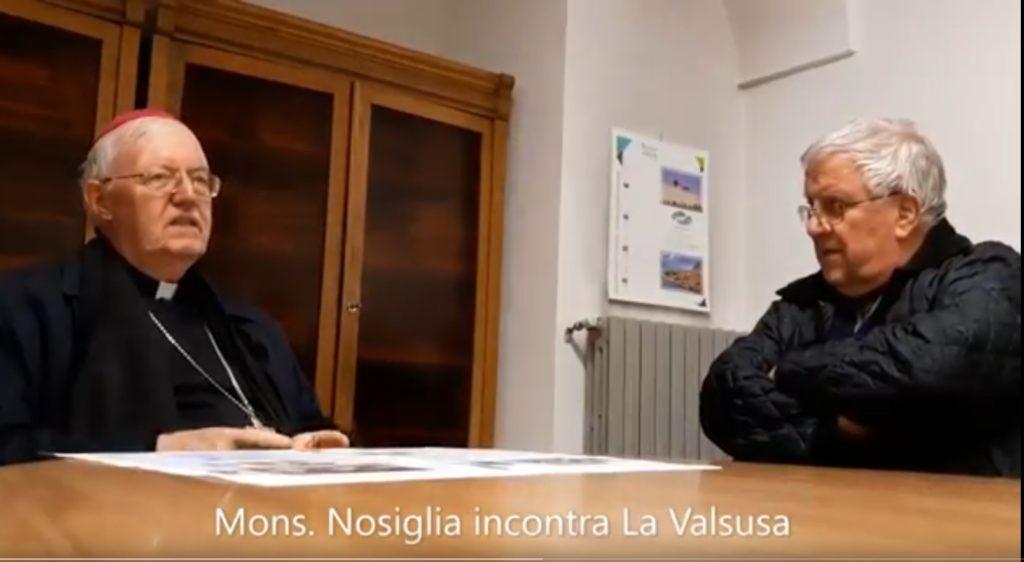 Mons. Nosiglia, la prima volta a Susa da Amministratore Apostolico
