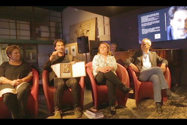 Presentato a Roma il primo libro di Renato Porfido