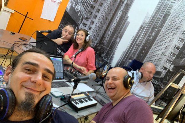 Radio Morgan: una nuova emittente trasmette da Caselette