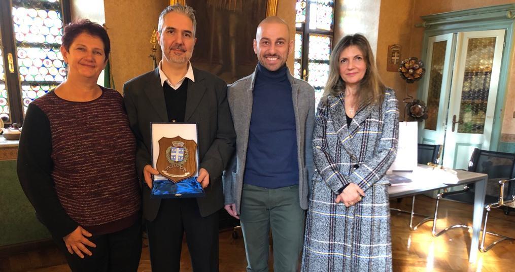 Avigliana, Alessandro Dalmasso sull'Olimpo dei pasticceri italiani