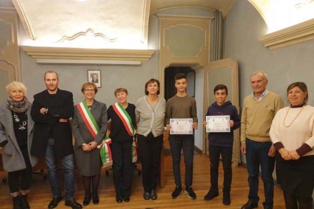 Sant'Antonino premia Luca e Daniel, due studenti eccellenti
