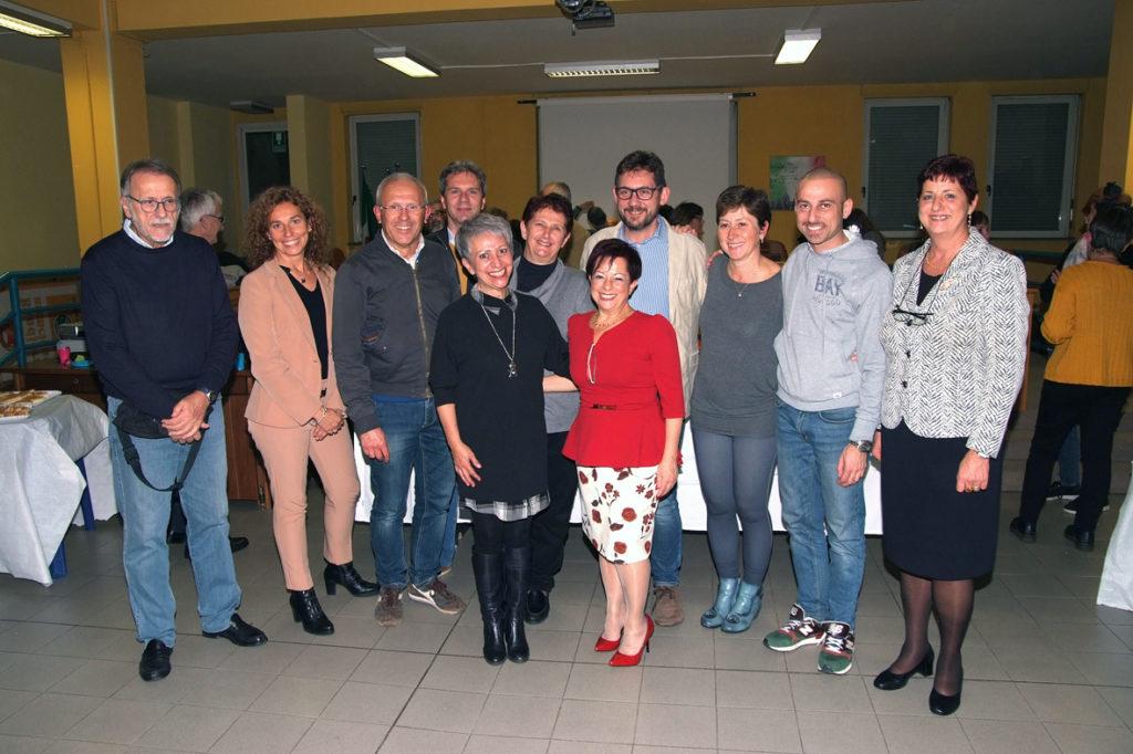 Avigliana, le impiegate Enza e Patrizia vanno in pensione