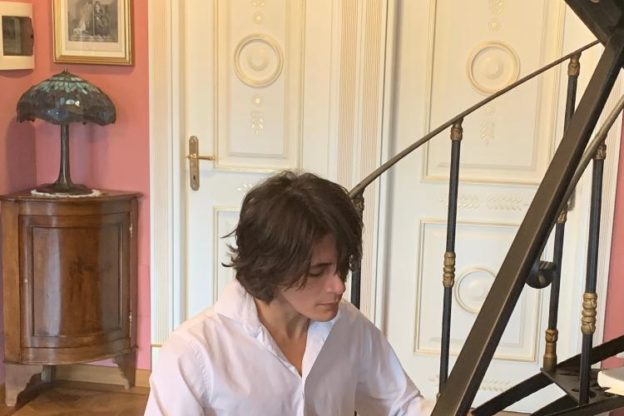 Tea Time, quarto appuntamento ad Avigliana il 24 novembre con Federico Romeo