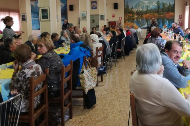 A Susa, Tavola Amica aggiunge sempre un posto a tavola