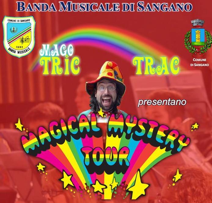 """Sabato 30 novembre concerto di Santa Cecilia """"magico"""" a Sangano"""