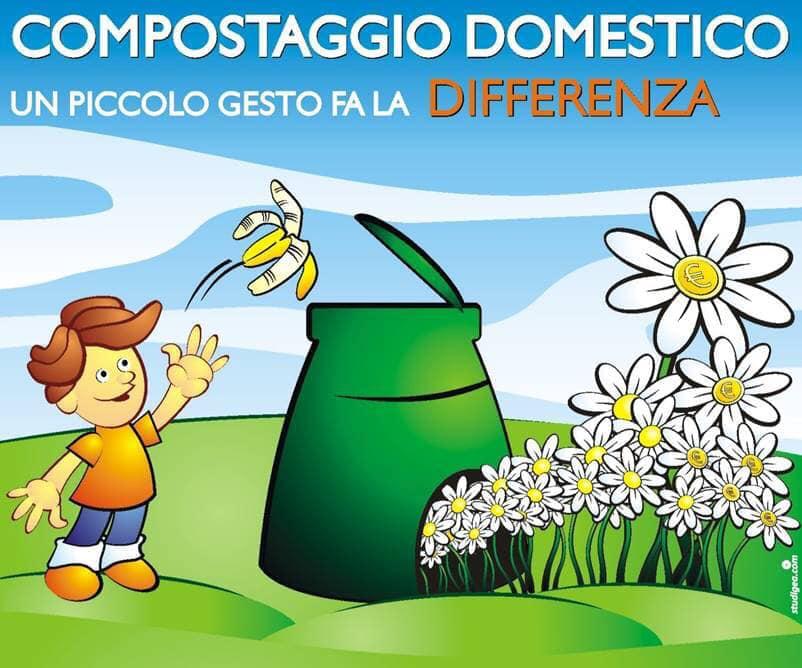 L'Amministrazione comunale di Susa promuove il compostaggio domestico