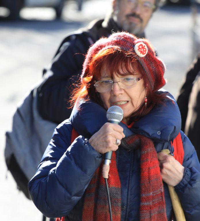 No Tav, Nicoletta Dosio sceglie di andare in carcere