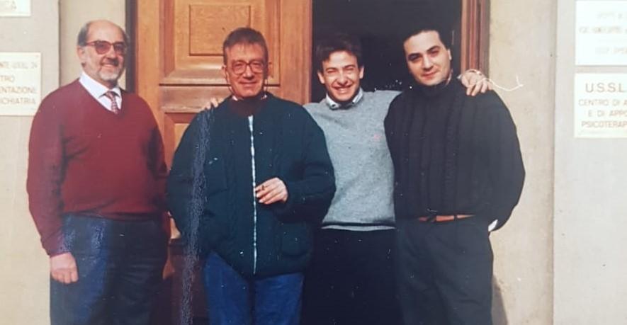 """Collegno, la storia di Contartese il """"matto"""" intellettuale"""