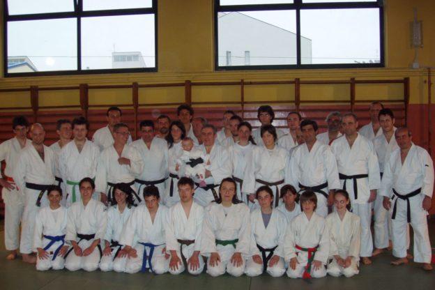 Alpignano, il Judo di D'Abbene compie quarant'anni