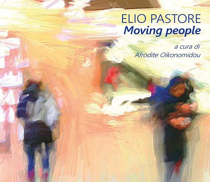 Elio Pastore, quando l'Arte entra in un'agenzia assicurativa