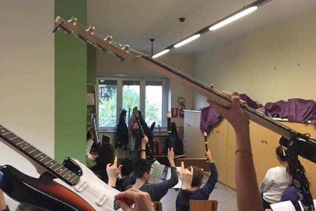 Al Maria Ausiliatrice di Giaveno è nata un'orchestra musicale