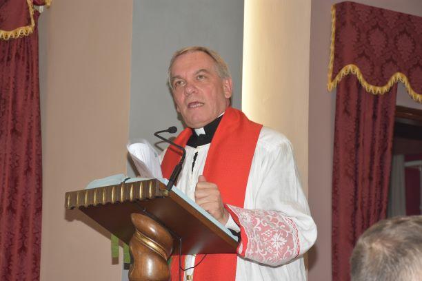 Mons. Iovine è amministratore parrocchiale di San Didero e Borgone