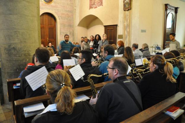 S.Antonino, festeggiata santa Cecilia dalla Società Filarmonica