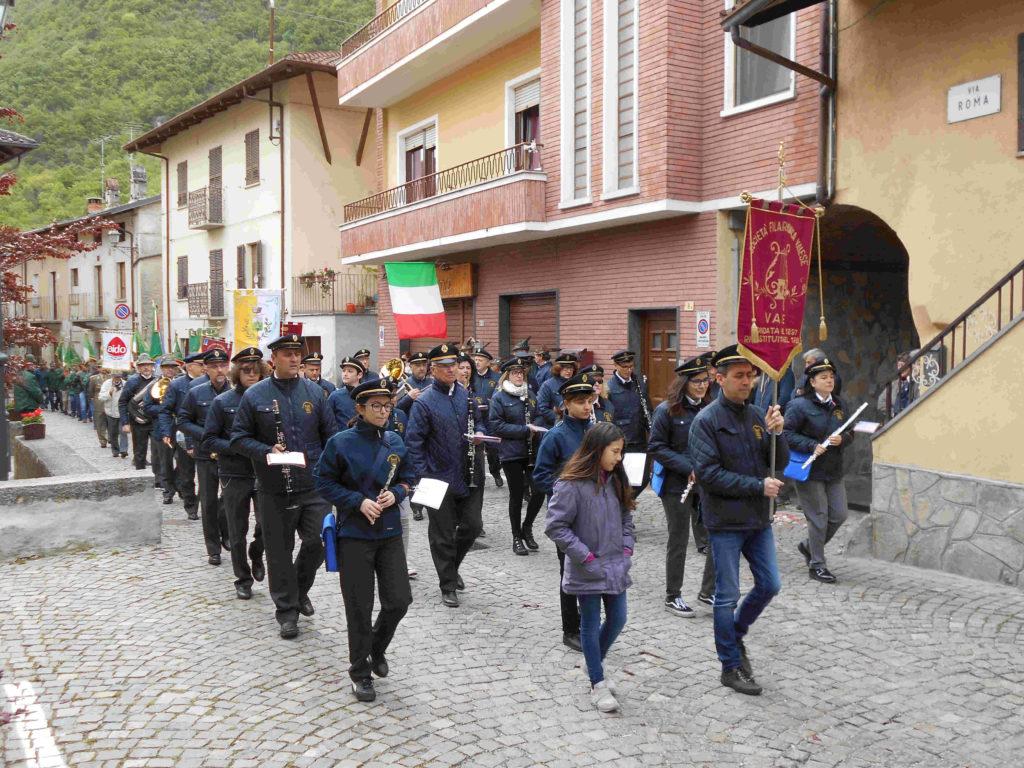 Vaie, domenica 24 novembre la Società Filarmonica Vaiese festeggia Santa Cecilia