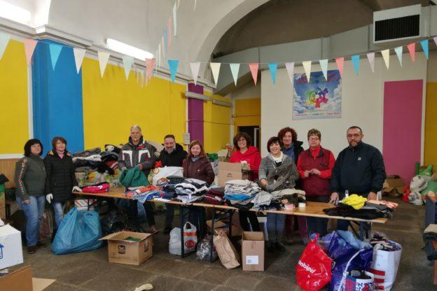 Gara di solidarietà a Villar Focchiardo per la Giornata dei Poveri