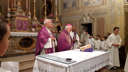A gennaio mons. Nosiglia inizierà la visita pastorale nella diocesi di Susa