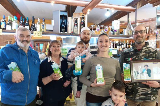 Sul mercato giavenese arriva TObia, il latte UHT dell'azienda Bramante