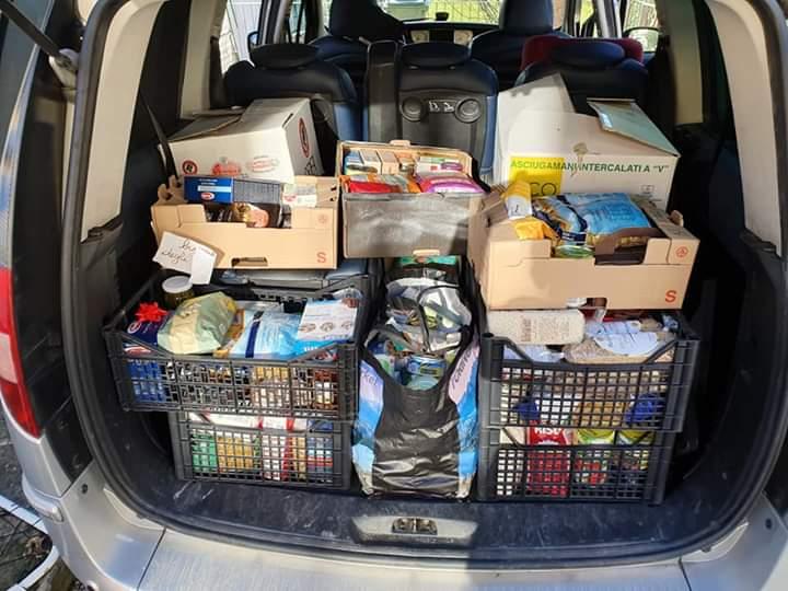 Sedici scatoloni di solidarietà dal Mag ai più bisognosi. E non è finita