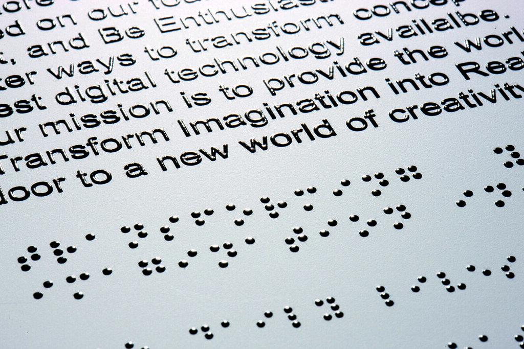 Giaveno dedica un piazzale a Braille, l'inventore dell'alfabeto tattile