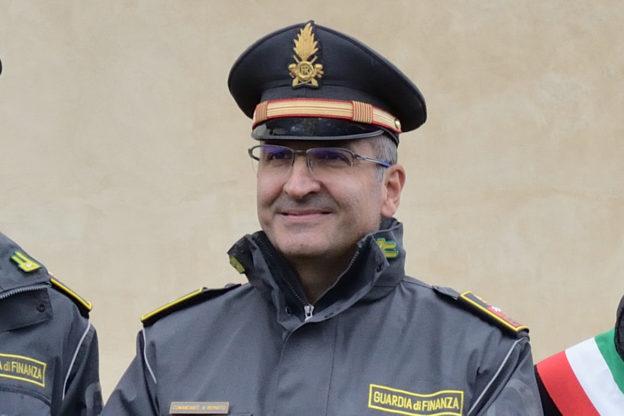 Guardia di Finanza, il Luogotenente Bargagli è il nuovo Comandante a Bardonecchia