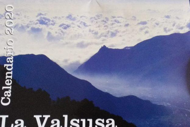 La Valsusa regala ai suoi abbonati il calendario 2020 di Carlo Ravetto