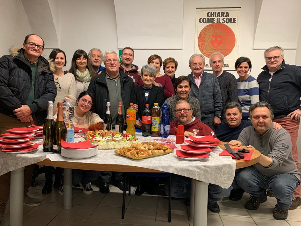 Don Ettore De Faveri ha festeggiato 40 anni al timone de La Valsusa