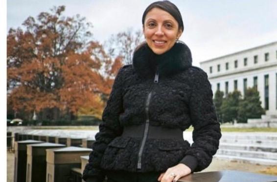 Doriana Ruffino, la giavenese che controlla le banche statunitensi