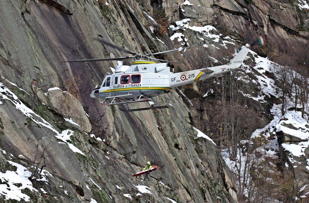 """Concorso della G.d.F.: 33 posti per la specializzazione di """"tecnico di soccorso alpino (S.a.g.f.)"""""""