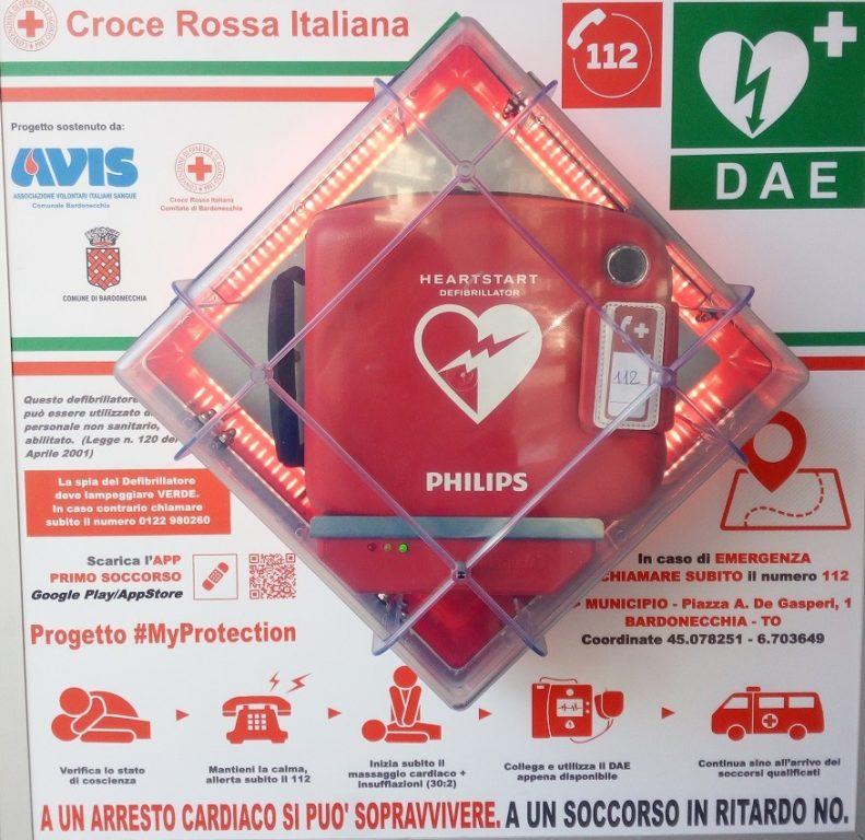 Bardonecchia, sono 9 i defibrillatori installati sul territorio