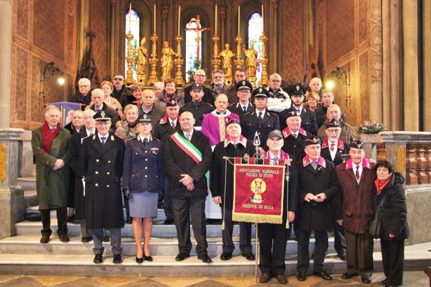 A Susa festa per il 167° anniversario della fondazione del Corpo di Polizia di Stato