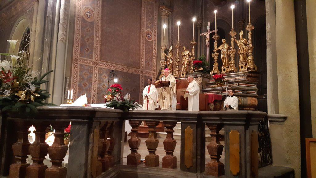 Prima Messa di Mezzanotte per Mons. Nosiglia a Susa: l'omelia completa