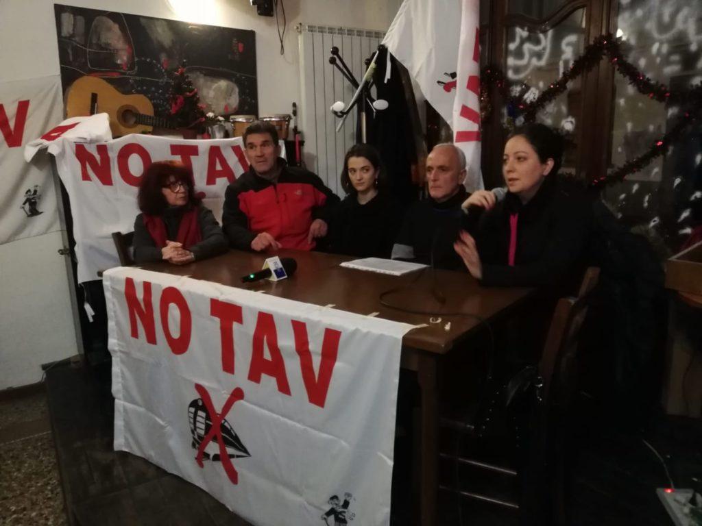La risposta del movimento No Tav agli arresti ordinati dal Tribunale di Torino